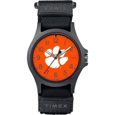 NCAA Clemson Tigers Tribute Collection Pride Men's Watch - image 1 of 1