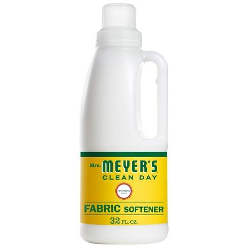 Mrs. Meyer's Clean Day Honeysuckle Scent Liquid Fabric Softener - 32oz - image 1 of 4