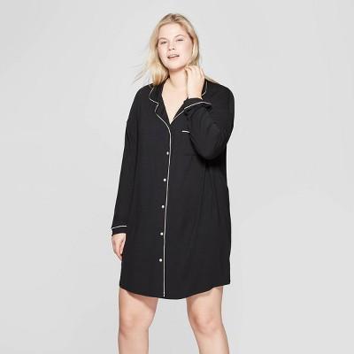 Women s Plus Size Pajamas   Target f3d972c43
