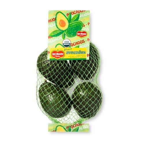 Organic Avocado - 4ct Bag - image 1 of 2
