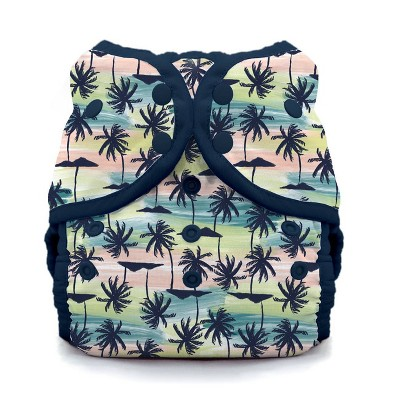 Thirsties Swim Diaper - Palm Paradise Size One