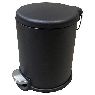 5 Liter Trash Can - Black - - Room Essentials™