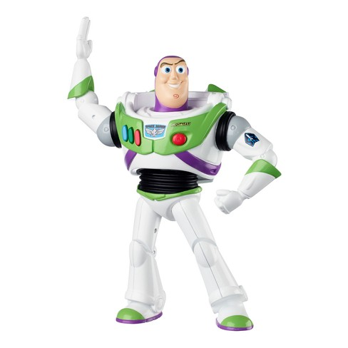 Toy Story Karate Choppin' Buzz Lightyear Action Figure - image 1 of 6