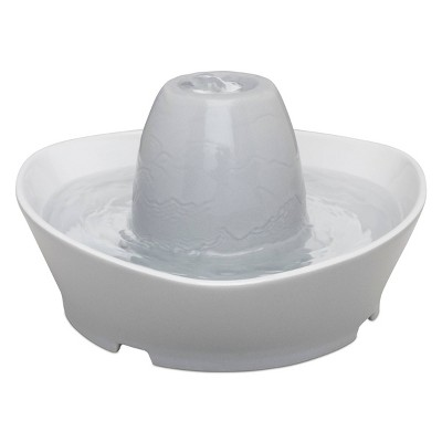 PetSafe Creekside Ceramic Pet Fountain - White