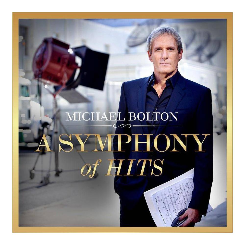Michael Bolton A Symphony Of Hits Cd