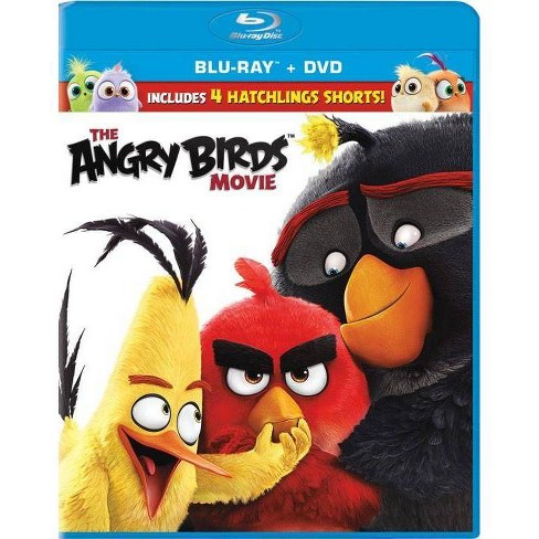 The Angry Birds Movie (Blu-ray + DVD) - image 1 of 1