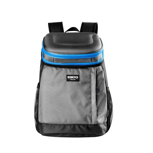 Igloo MaxCold Maxpack 24qt Backpack Cooler - Black - image 1 of 4