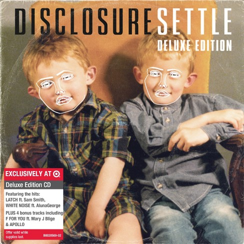 Disclosure - Settle (Deluxe Edition) - Only at Target - image 1 of 1