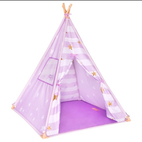 low priced 366bc 10b11 Our Generation Suite Teepee - Lilac Play Tent