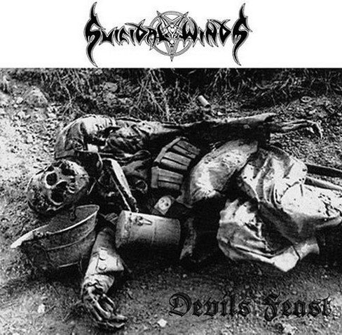 Suicidal Winds - Devil's Feast (CD) - image 1 of 1