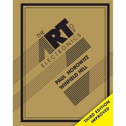 The Art of Electronics - 3 Edition by  Paul Horowitz & Winfield Hill (Hardcover)