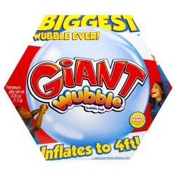 Wubble Super Giant with Pump
