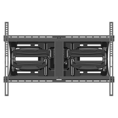 """Sanus Large Full Motion TV Mount 42""""-75"""" - Black (ALF218-B1)"""
