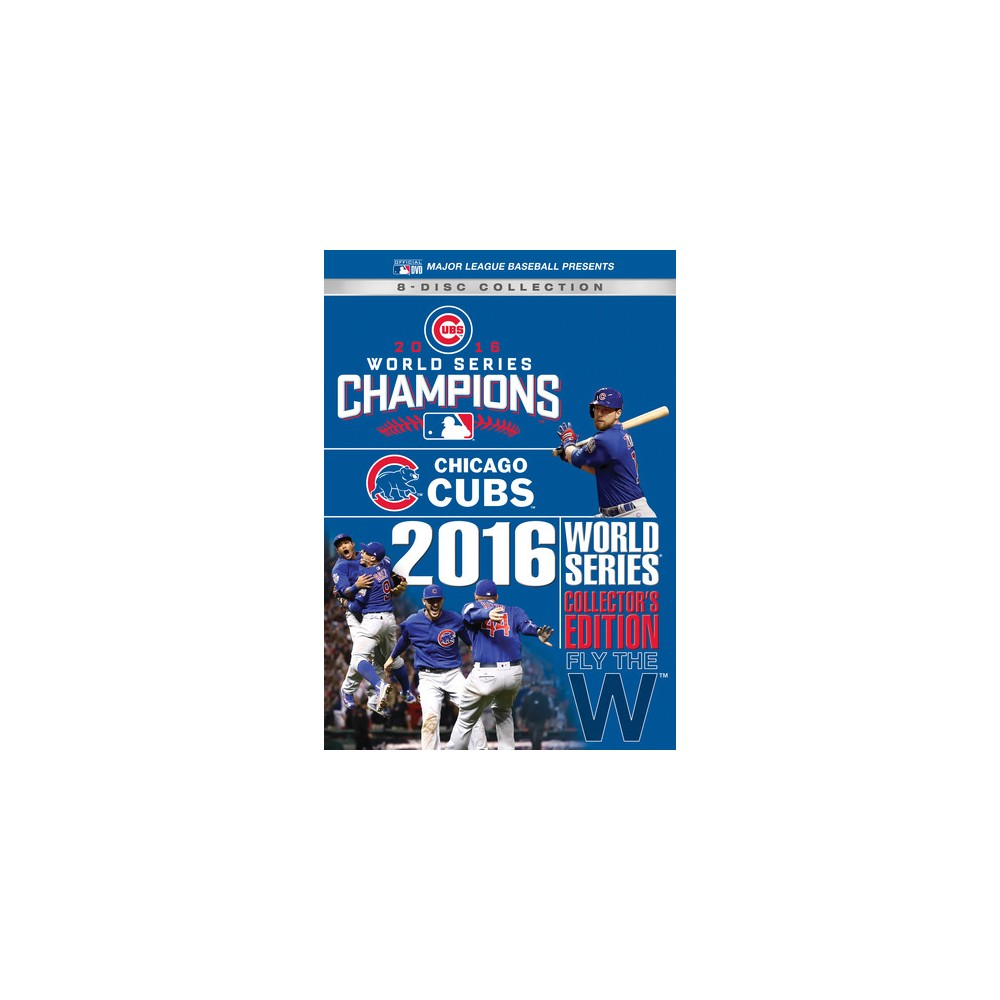 2016 World Series Complete Collector' (Dvd)