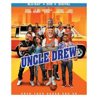 Uncle Drew (Blu-Ray + DVD + Digital)
