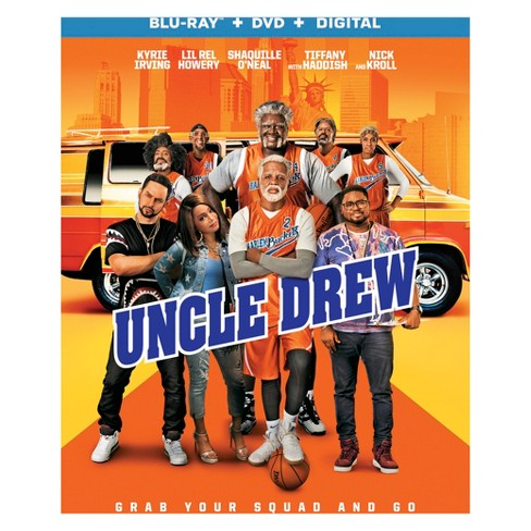 Uncle Drew (Blu-Ray + DVD + Digital) - image 1 of 1