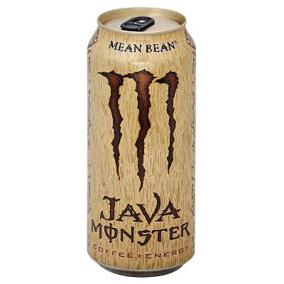 Java Monster, Mean Bean - 15 fl oz Can