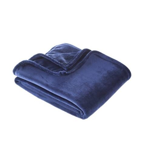 Plush Throw Blanket - Room Essentials™ - image 1 of 2