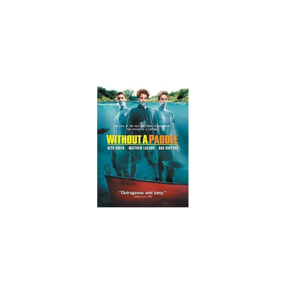 Without A Paddle (Dvd), Movies