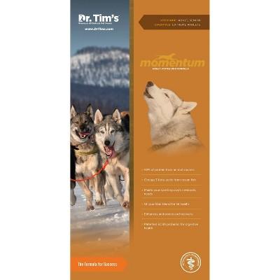 Dr. Tim's Momentum High Active Dog Premium Dry Dog Food