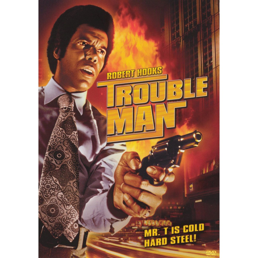 Trouble Man (Dvd), Movies