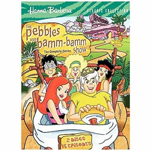 Pebbles And Bamm-Bamm Show: The Complete Series (DVD) - image 1 of 1