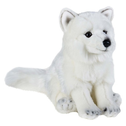 Lelly National Geographic Arctic Fox Hand Puppet - image 1 of 1