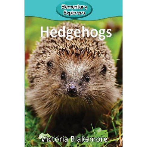 Hedgehogs - (Elementary Explorers) by  Victoria Blakemore (Paperback) - image 1 of 1
