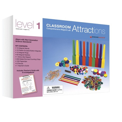 Dowling Magnets Permanent Magnet Activity Kits Level 1 - image 1 of 2