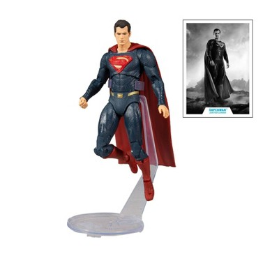 DC Comics Justice League Movie Figure - Superman Blue/Red Suit (Target Exclusive)