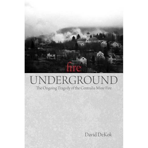 Fire Underground - by  David Dekok (Paperback) - image 1 of 1