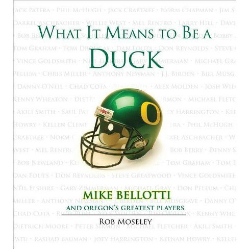 What It Means to Be a Duck - by  Rob Moseley (Hardcover) - image 1 of 1