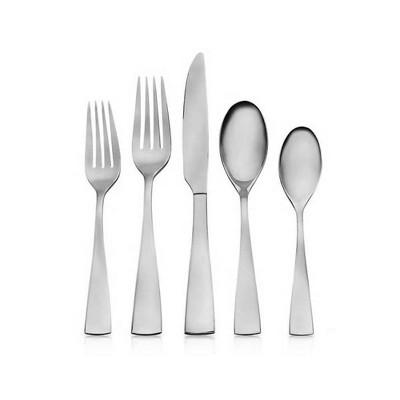 20pc Stainless Steel Grayson Everyday Silverware Set - Oneida