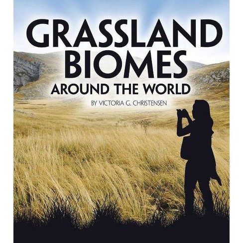 Grassland Biomes Around the World - (Exploring Earth's Biomes) (Paperback) - image 1 of 1
