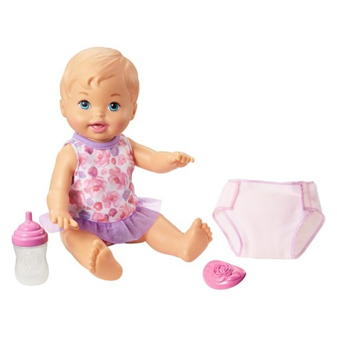 Little Mommy Drink & Wet Doll - image 1 of 8