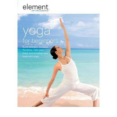 Element Mind & Body Experience: Yoga For Beginners (DVD)