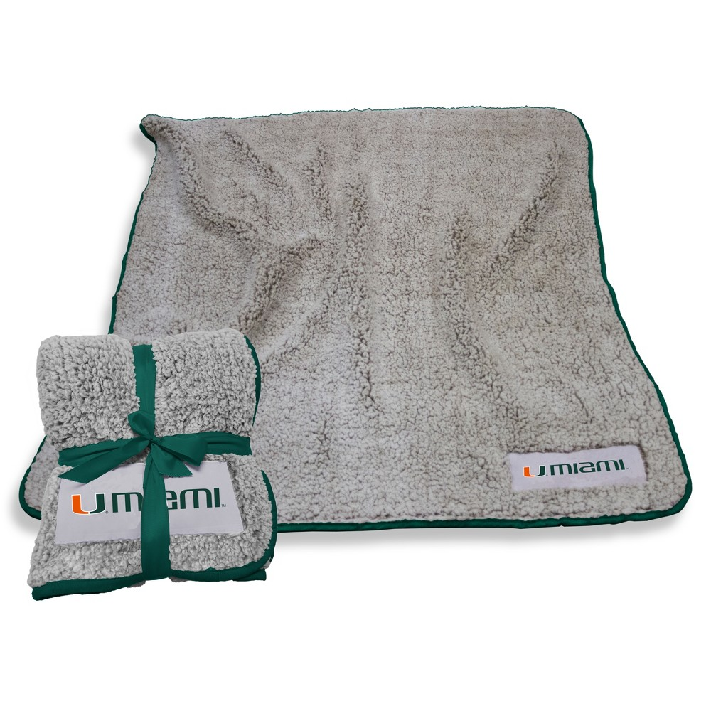Miami Hurricanes Blankets and Throws 50'x60'