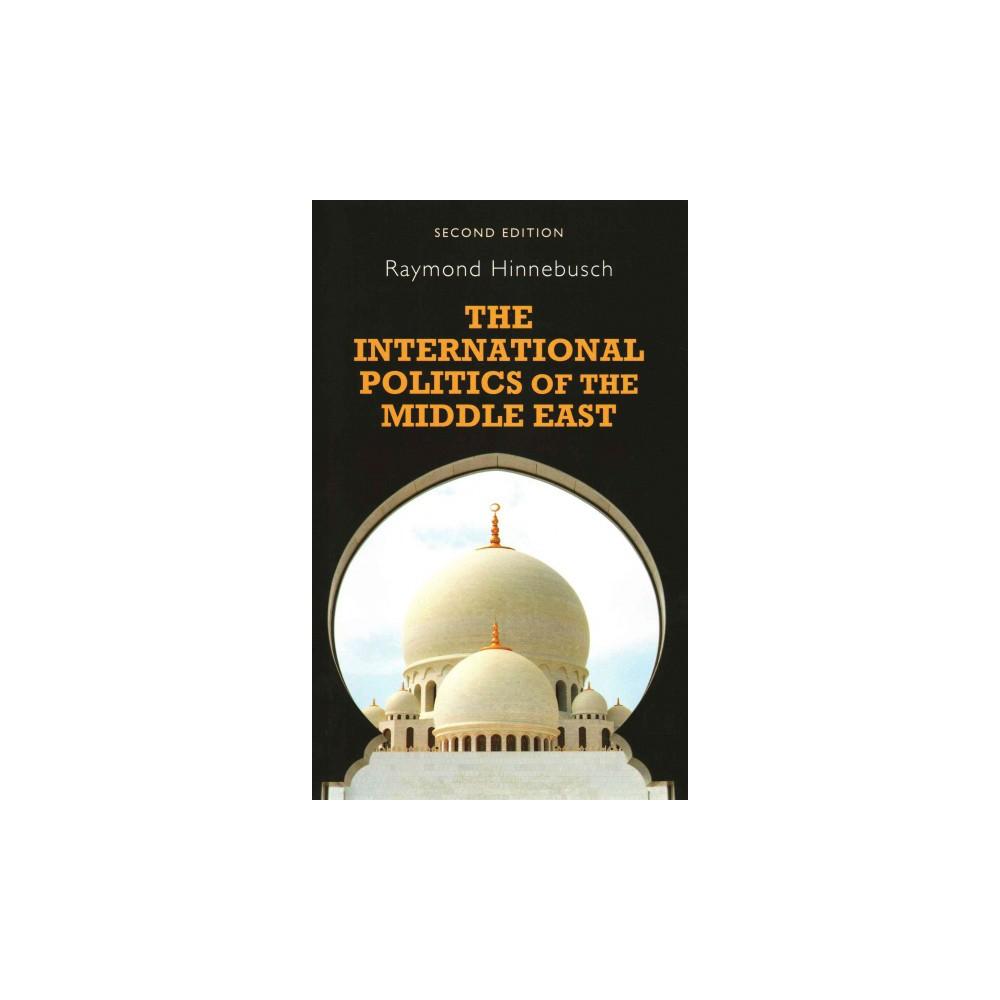 International Politics of the Middle East (Paperback) (Raymond Hinnebusch)
