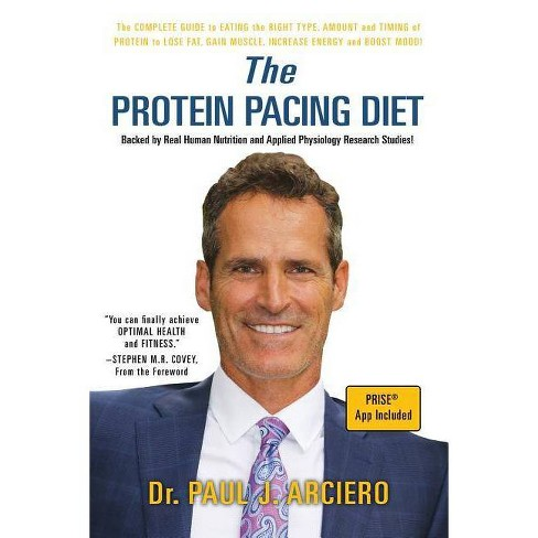 The Protein Pacing Diet - by  Arciero (Paperback) - image 1 of 1