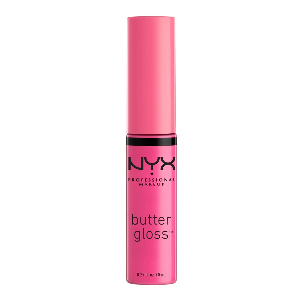 Nyx Professional Makeup Butter Gloss Strawberry Parfait - 0.27 fl oz, Stawberry Parfait