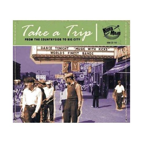Various - Take A Trip: From The Countryside To Big City (CD) - image 1 of 1