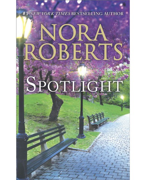 Spotlight : Untamed / Dance of Dreams -  by Nora Roberts (Paperback) - image 1 of 1