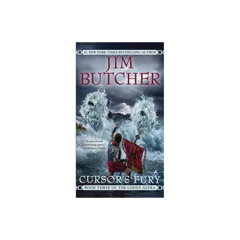 Cursor S Fury Codex Alera By Jim Butcher Paperback