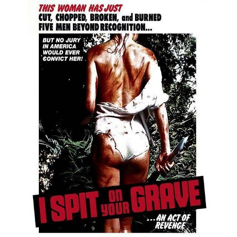 I Spit On Your Grave (Blu-ray)(2021) - image 1 of 1