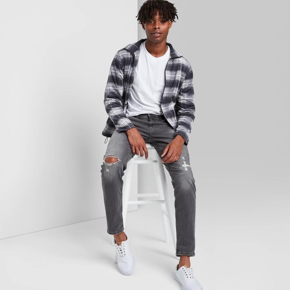 Men 39 S Slim Taper Fit Jeans Original Use 8482 High Brow 40x32