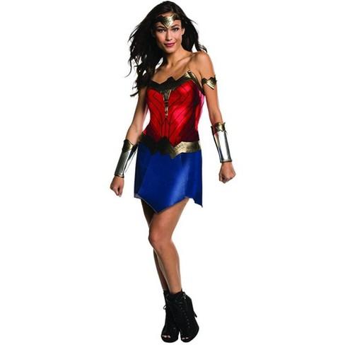Justice League Movie Premium Wonder Woman Child Costume