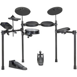 Simmons SD200 Electronic Drum Kit with Mesh Snare Black