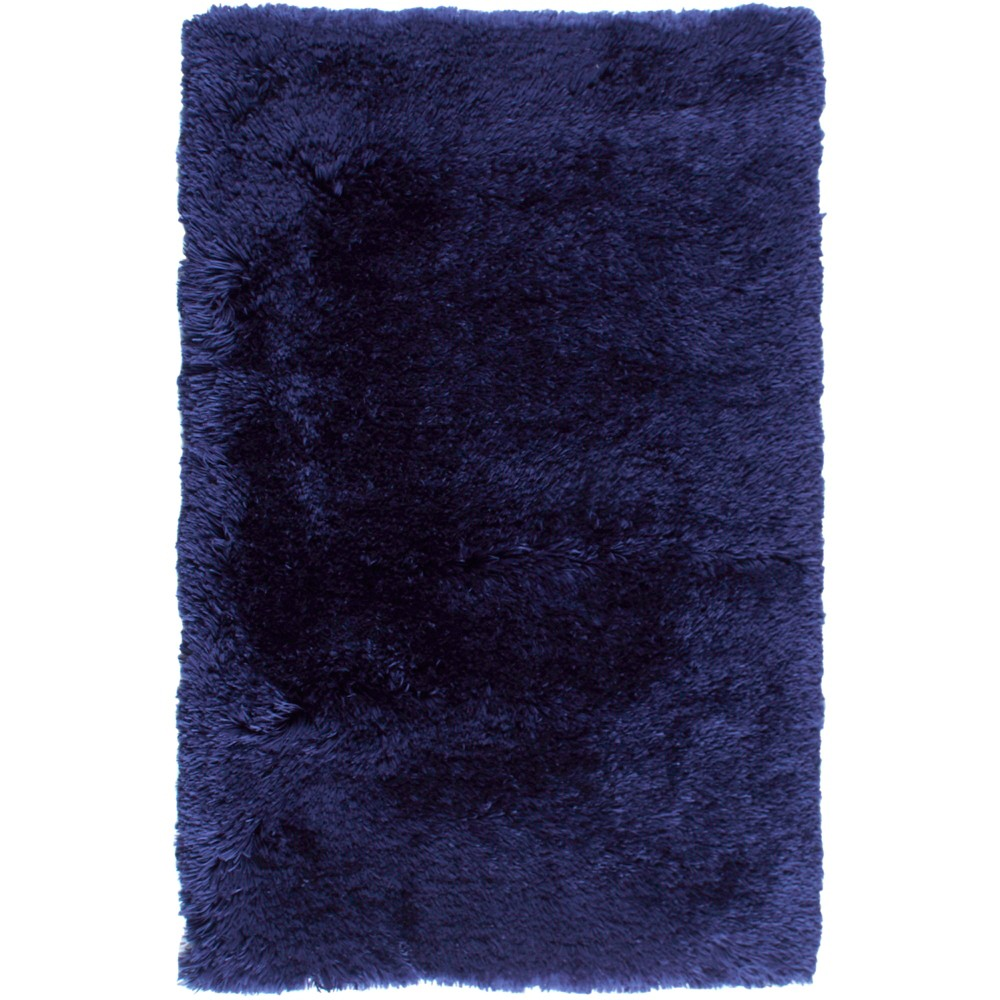 Image of Elle Kids 3'x5' Paramount Shag Accent Rug Blue - Home Dynamix