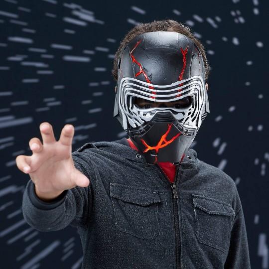 Star Wars: The Rise of Skywalker Supreme Leader Kylo Ren Force Rage Mask image number null