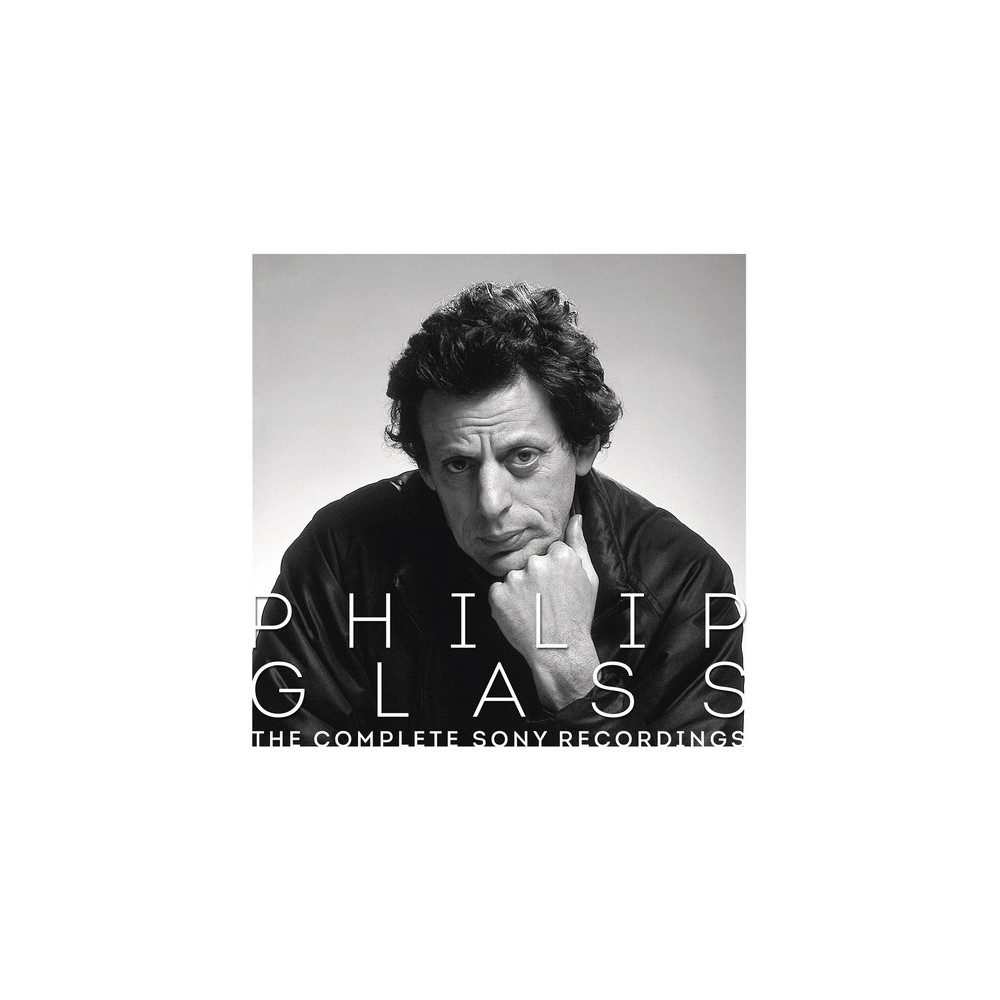 Philip Glass - Philip Glass:Comp Sony Recordings (CD)